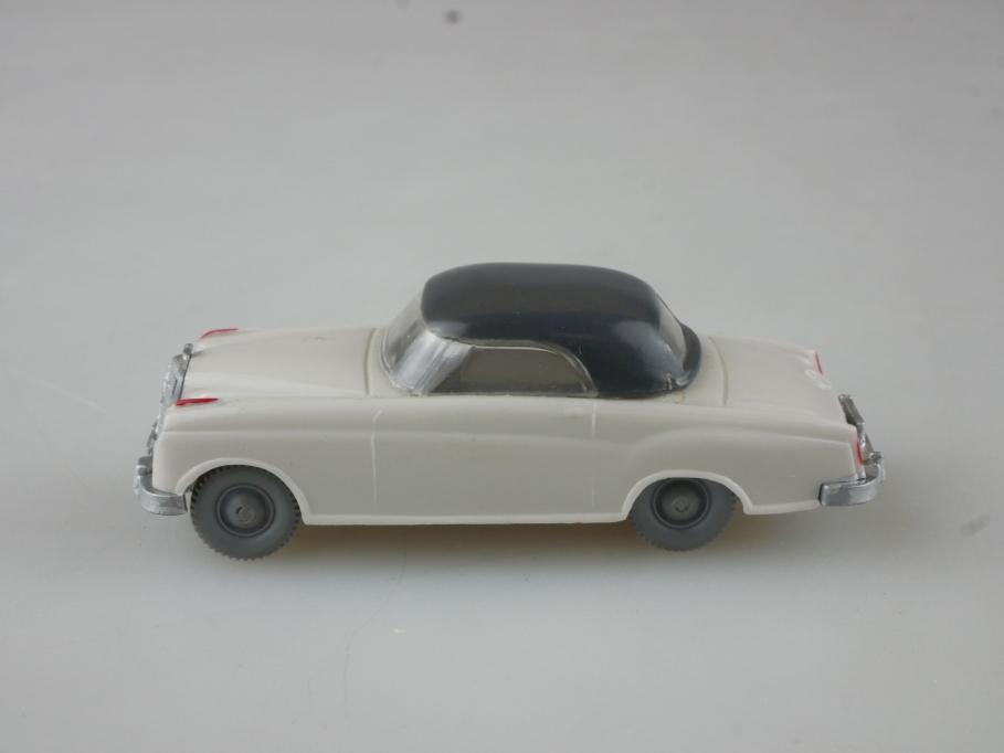 Saure 377 Wiking 1/87 Mercedes Benz 220 Ponton Coupe braunweiß anthrazit  515024