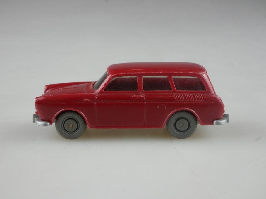 Saure 308 Wiking 1/87 VW 1500 Typ 3 Variant Volkswagen weinrot ohne Box  515083