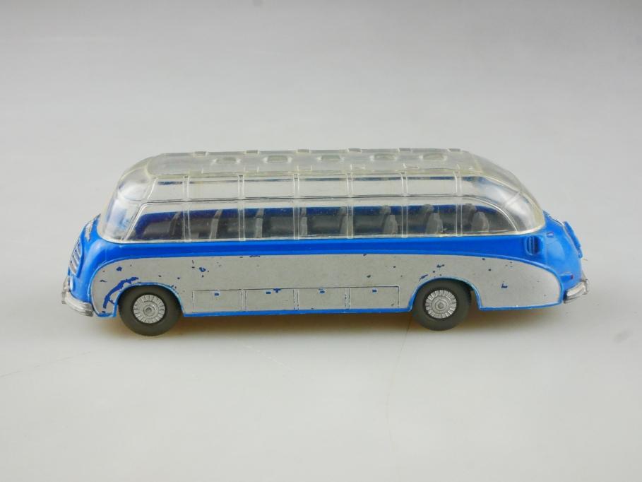 Saure 1166 Wiking 1/87 Setra Omnibus himmelblau ohne Box 515121