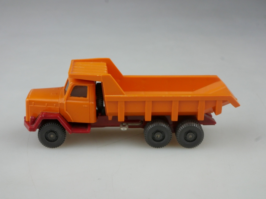 Saure 1111 Wiking 1/87 Magirus Deutz Saturn Muldenkipper ohne Box 515233
