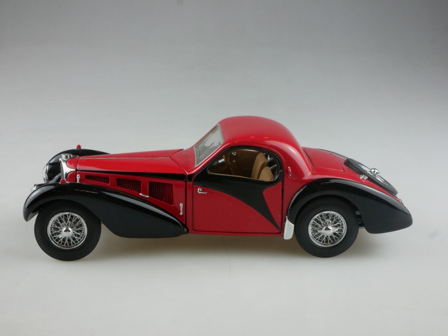 Franklin Mint 1/24 Bugatti 57 SC Coupe 1936 ohne Box 515280