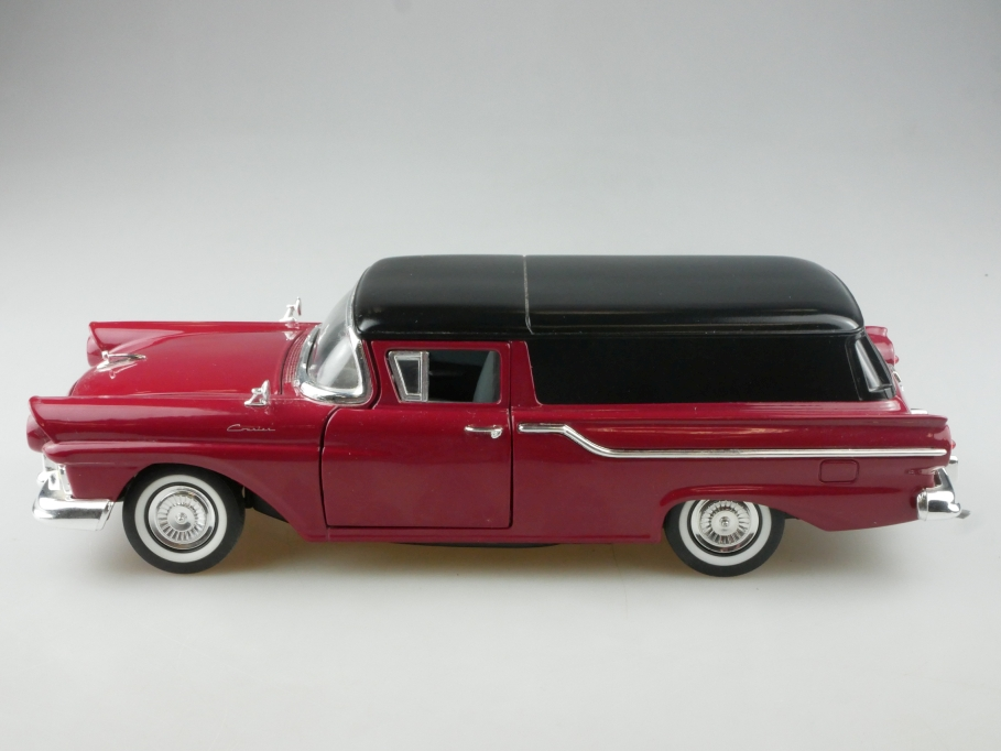 Road Legends 1/18 Ford Ranchero Panelwagon 1957 Delivery ohne Box  515360