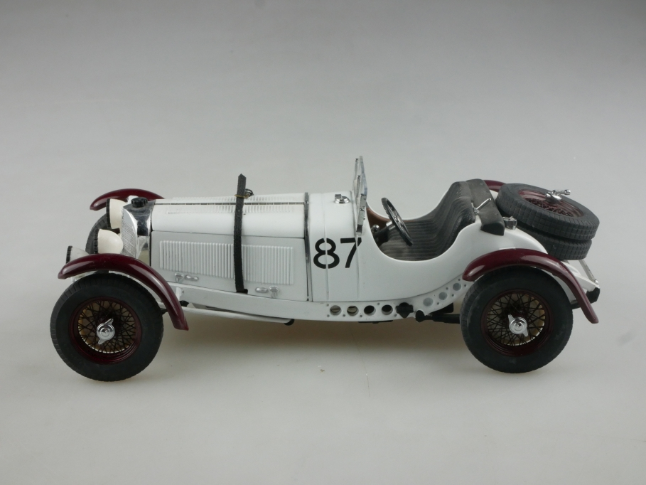 Minichamps 1/24 Mercedes Benz SSKL Roadster ohne Box 515384
