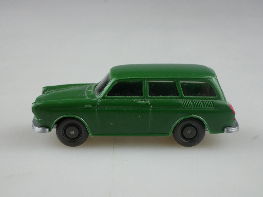 Saure 308 Wiking 1/87 VW 1500 Variant Typ 3 Volkswagen laubgrün ohne Box 515419
