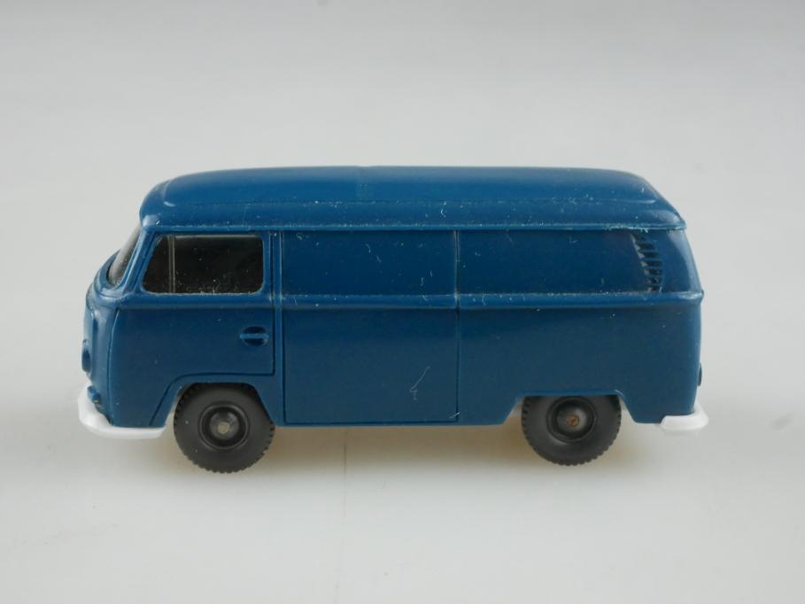 Saure 329 Wiking 1/87 VW T2 Kasten dunkelazurblau ohne Box 515420