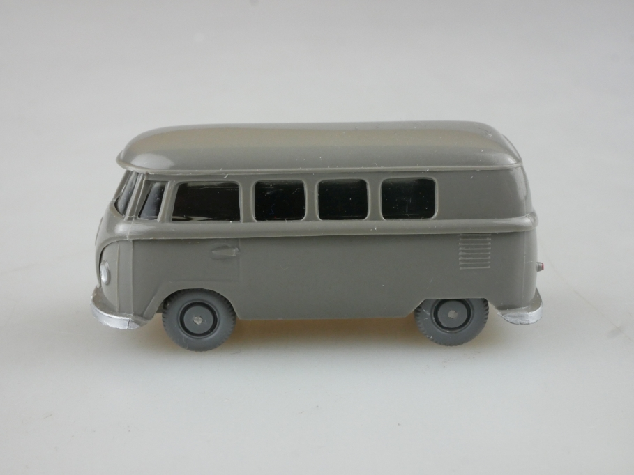Saure 323 Wiking 1/87 VW T1 Bus Volkswagen steingrau ohne Box 515436