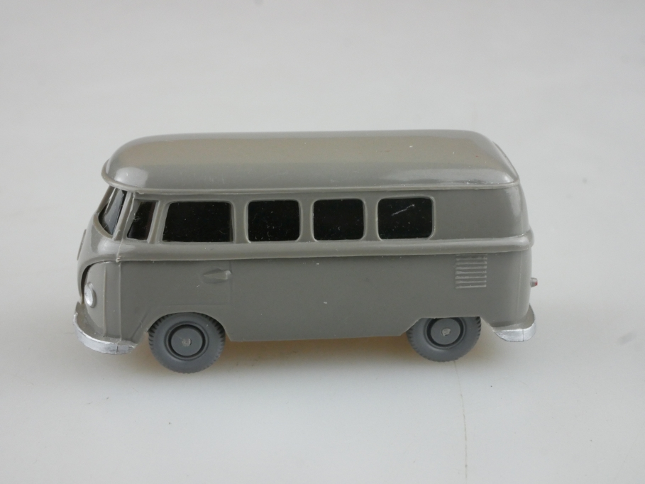 Saure 323 Wiking 1/87 VW T1 Bus Volkswagen steingrau ohne Box 515437
