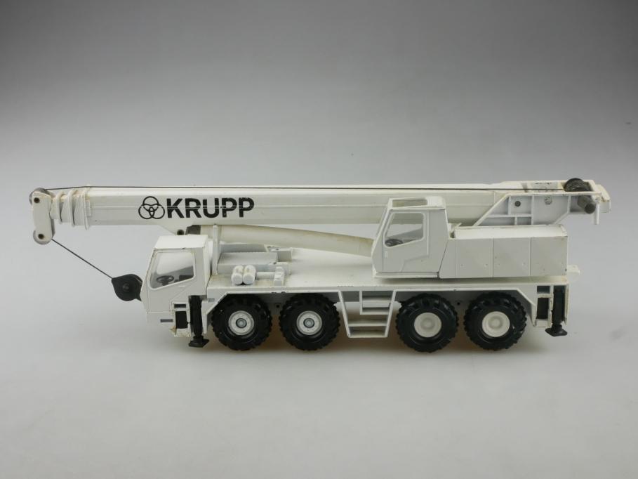 2080 Conrad.1/50 Krupp GMT 70 Mobilkran Ersatzteilträger Bastler ohne Box 515636