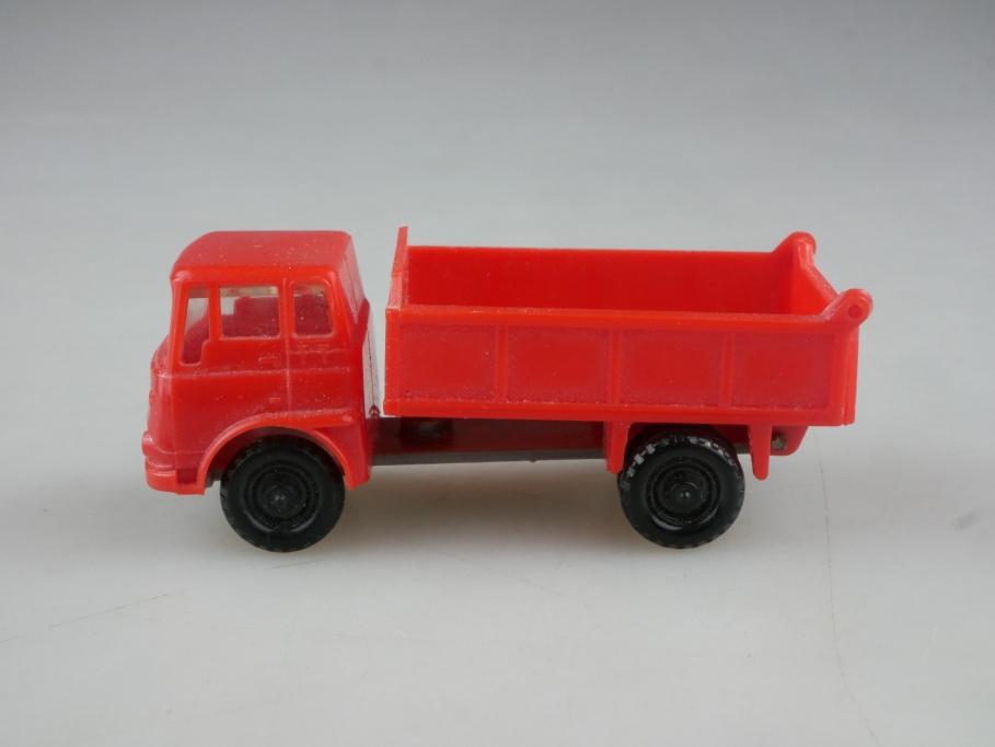 Plastik 1/87 Bedford Tipper Truck LKW Kipper Rarität wie Matchbox o. Box 515704