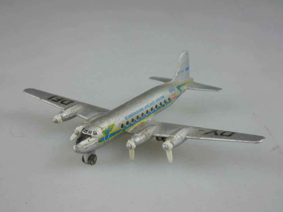 938 Schabak 1/600 Douglas DC 4 Scandinavian Airlines ohne Box 515727