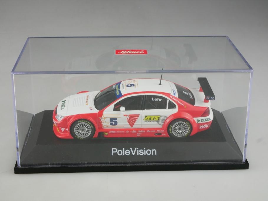 Schuco 1/43 Ford Mondeo V8 Star 2002 Pole Vision Lohr mit Box 515809