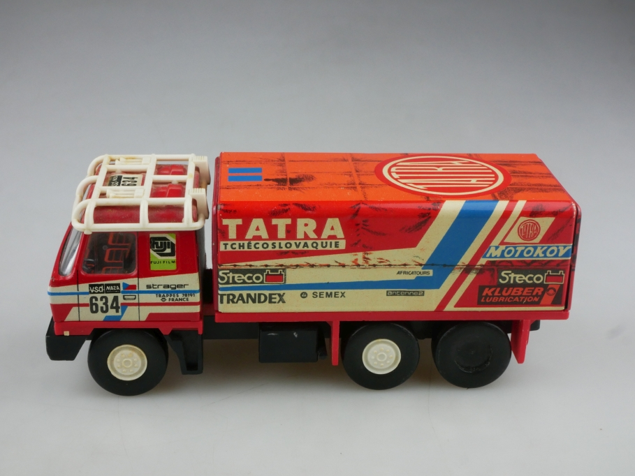 Kaden 1/43 Tatra T 815 Rallye Blech Plastik Czechoslovakia DDR cccp USSR  515965