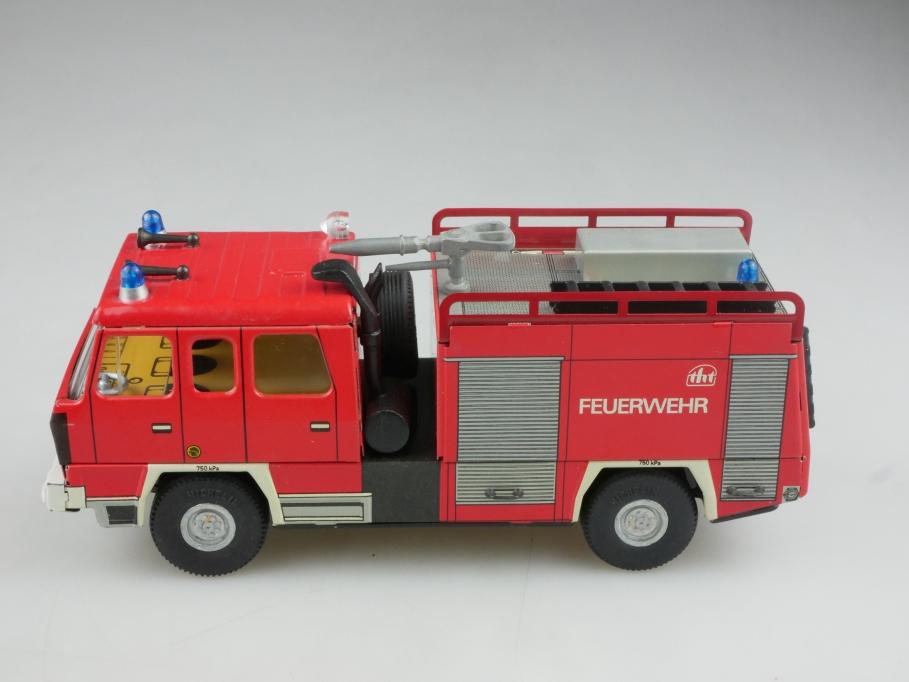 Kaden 1/43 tht Tatra Feuerwehr Blech Plastik Czechoslovakia DDR cccp USSR 515967