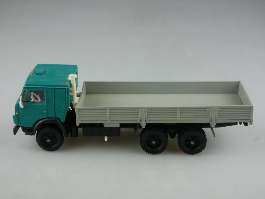 Elecon 1/43 Novoexport Kamaz 53212  Pritsche  cccp USSR DDR ohne Box 515977