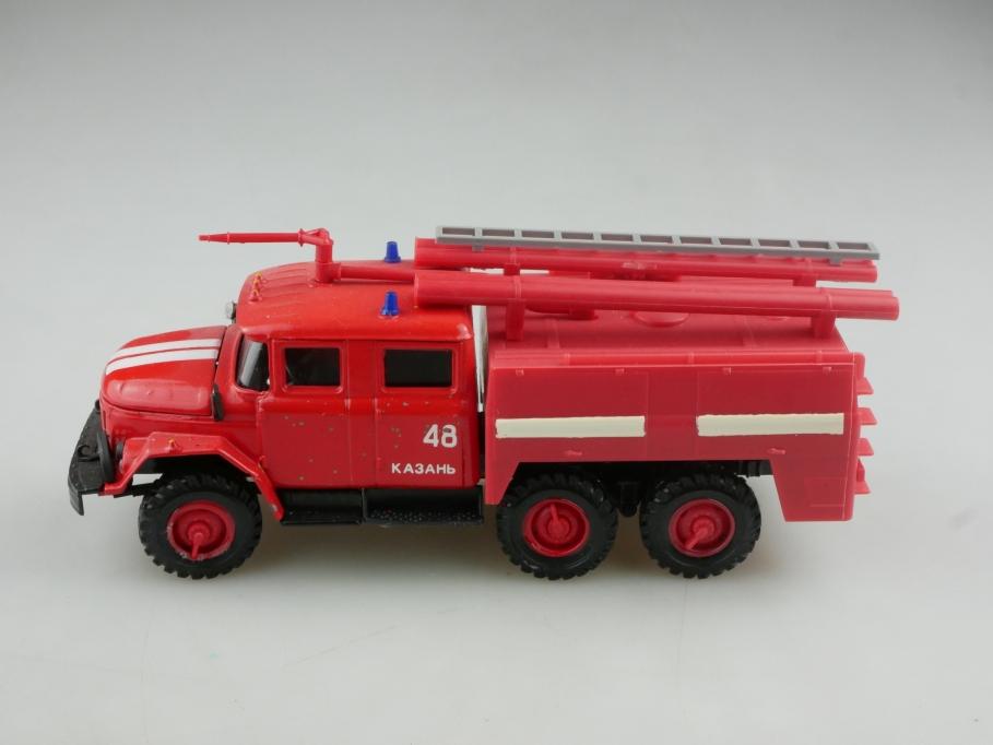 Novoexport 1/43 Elecom Zil 131 Feuerwehr cccp USSR DDR ohne Box 515984