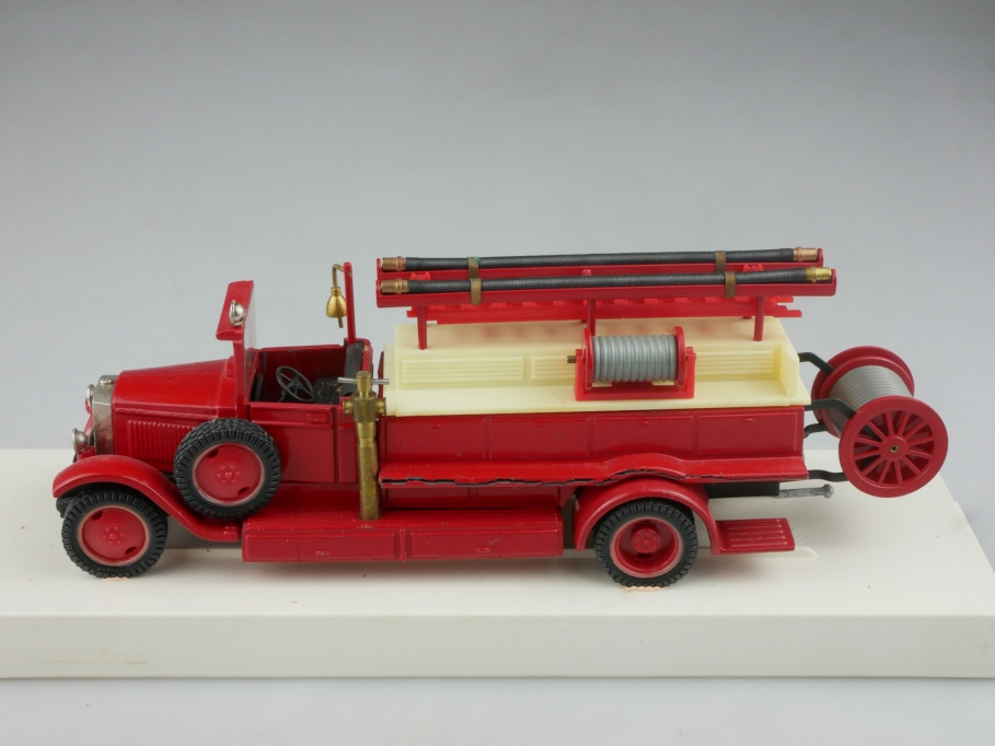 Novoexport 1/43 Amo Gaz Zis 5 Feuerwehr Löschfahrzeug cccp USSR DDR 515998