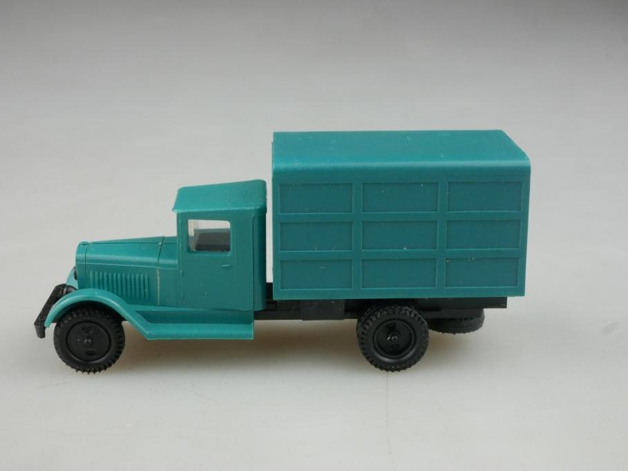 Adp Kleinserie 1/87 Zis 5 Stahlkoffer Aufbau cccp USSR DDR ohne Box 516009