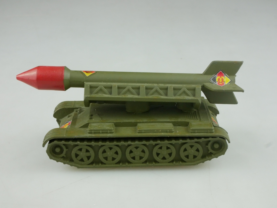 Novoexport 1/87 Panzer Tank Boden Luftrakete NVA DDR USSR cccp ohne Box 516049