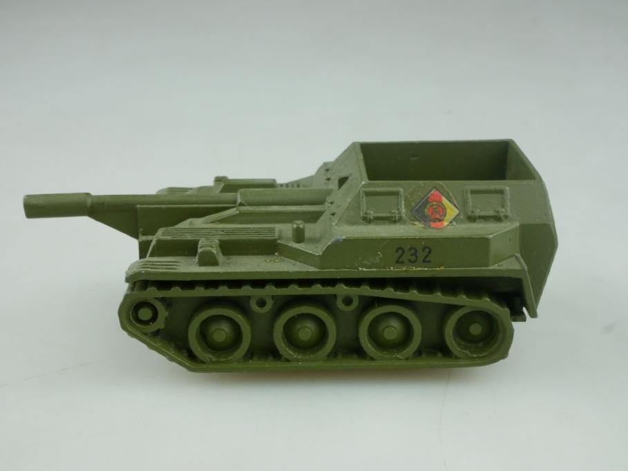 1/87 Panzer Tank ASU Luftlande Selbstfahrgeschütz 57 NVA DDR USSR cccp 516051