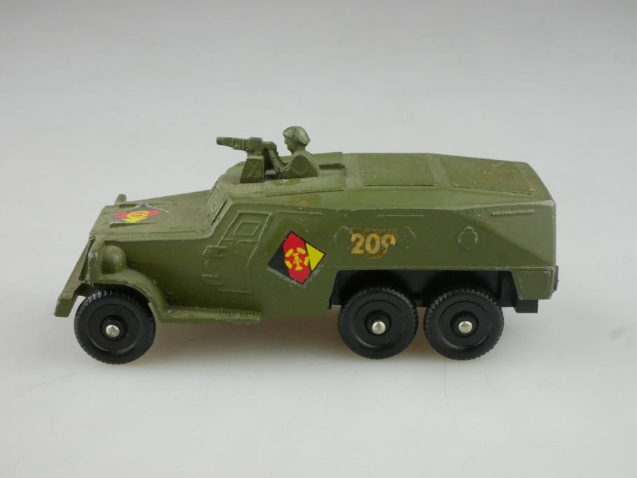 Novoexport 1/87 Zil 3 Achs Panzerwagen U1P10K NVA DDR USSR cccp Elecon 516052