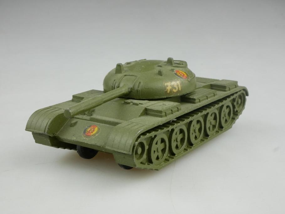 Novoexport 1/87 T 54 Panzer U1P50K Metall NVA DDR USSR cccp 516054