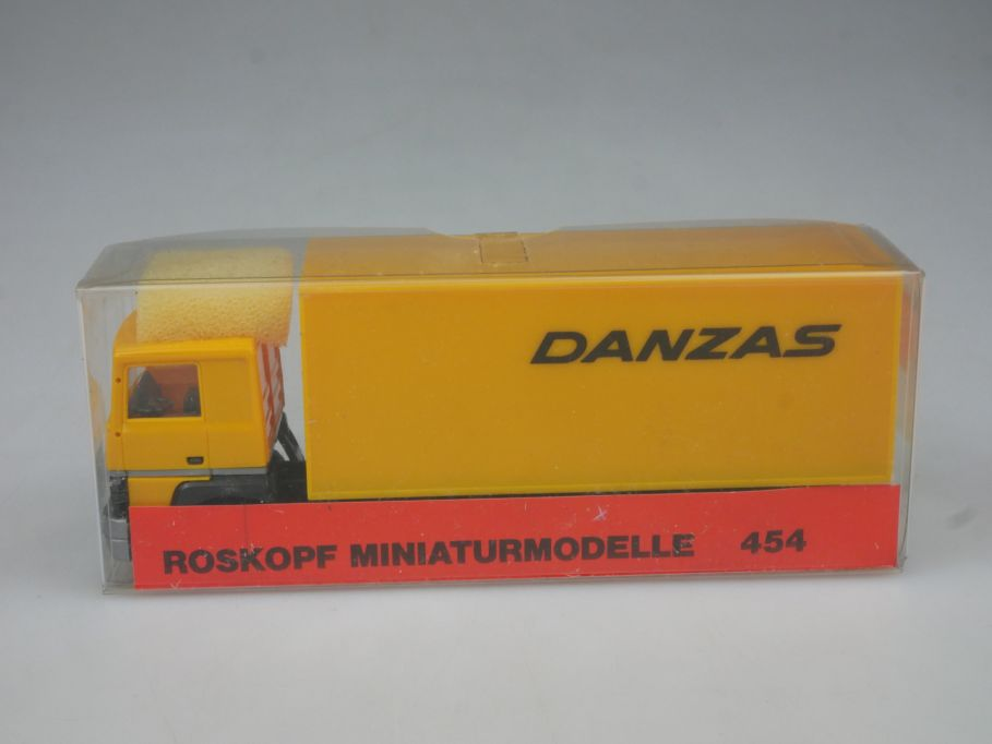 Roskopf H0 454 Danzas Renault Koffer-LKW Truck + Box 113052