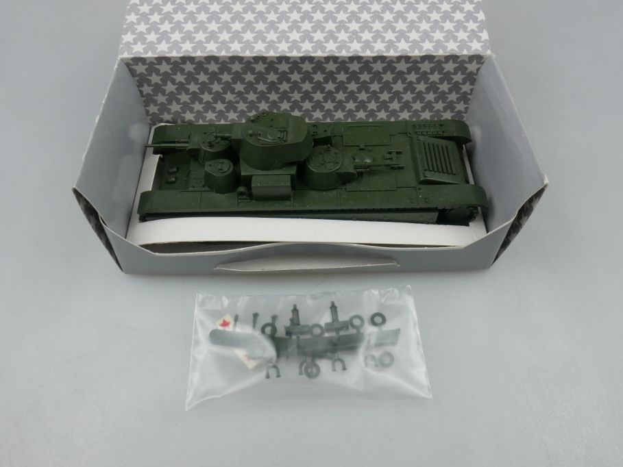 Premo Roco Minitanks 1/87 H0 1202 T-35 1938 USSR tank Red Army + Box 113098