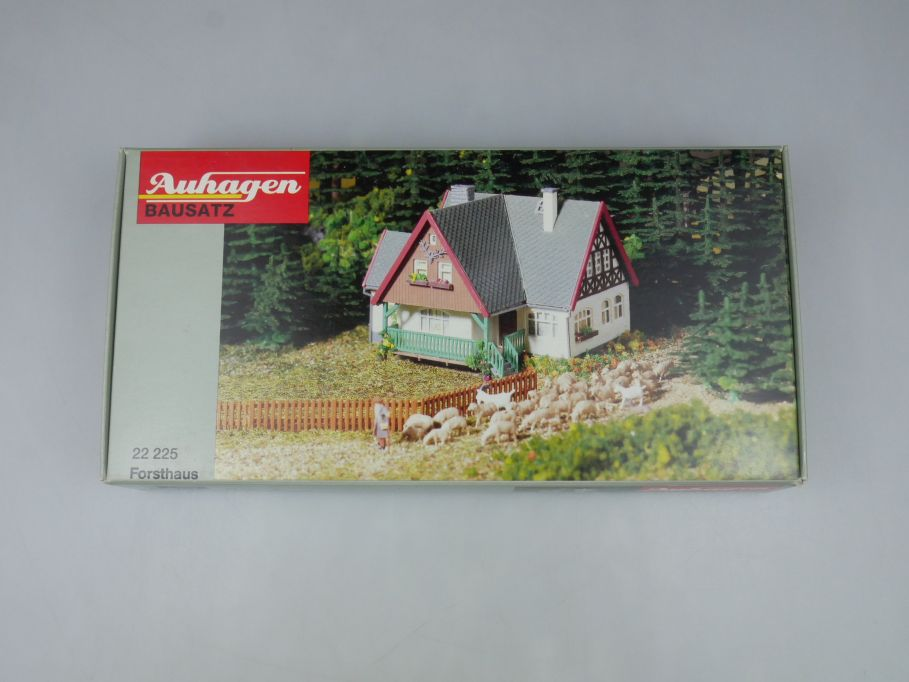 Auhagen H0 (TT) 22225 Fortshaus Forester´s house 12225 Bausatz Kit Box 113273