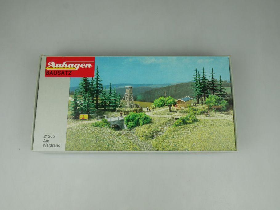 Auhagen H0 21265 Am Waldrand Bauten 12265 Bausatz Kit Box 113274