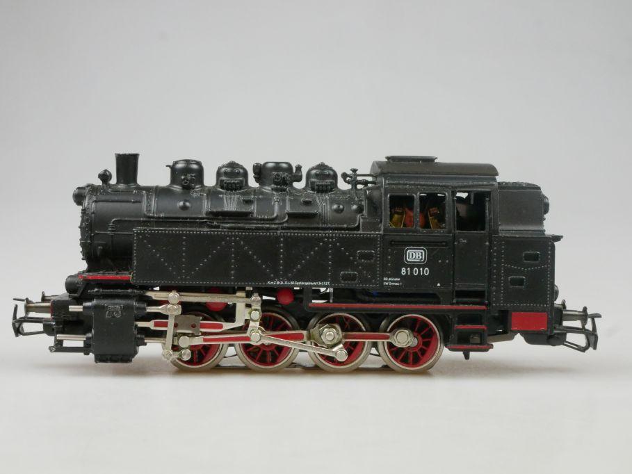 Märklin H0 AC 3021 BR 81 Dampflok der DB Lok 113245