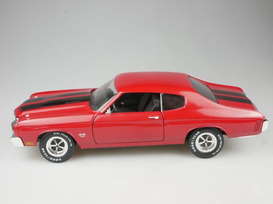 Ertl 1/18 1970 Chevrolet Chevelle SS diecast Modell 114353