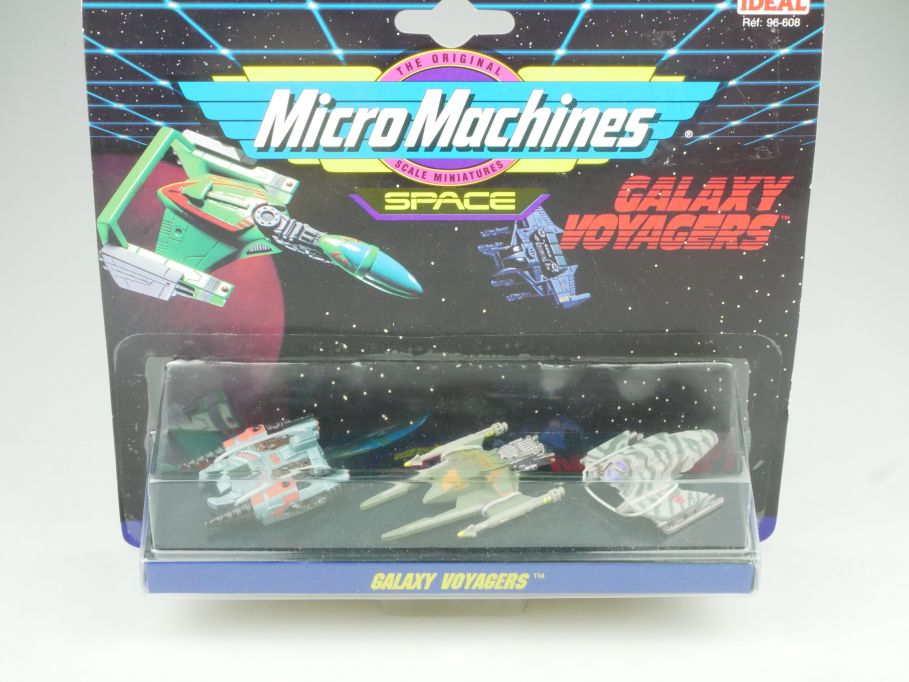 Galoob - Micro Machines - Galaxy Voyagers Space Set No. 5 96-608 Blister 114799