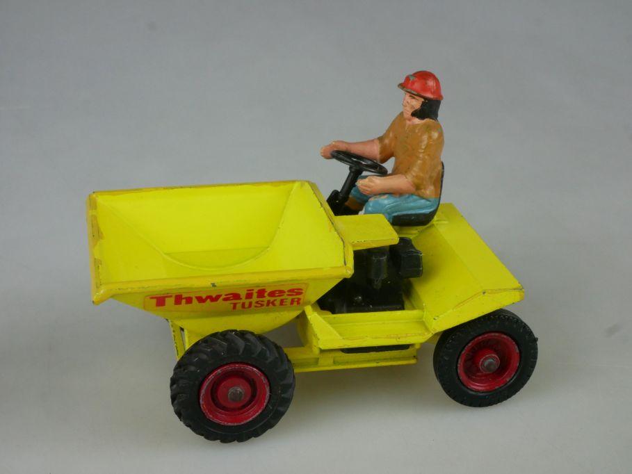 Corgi Toys 403 Thwaites Tusker Dumper 116161