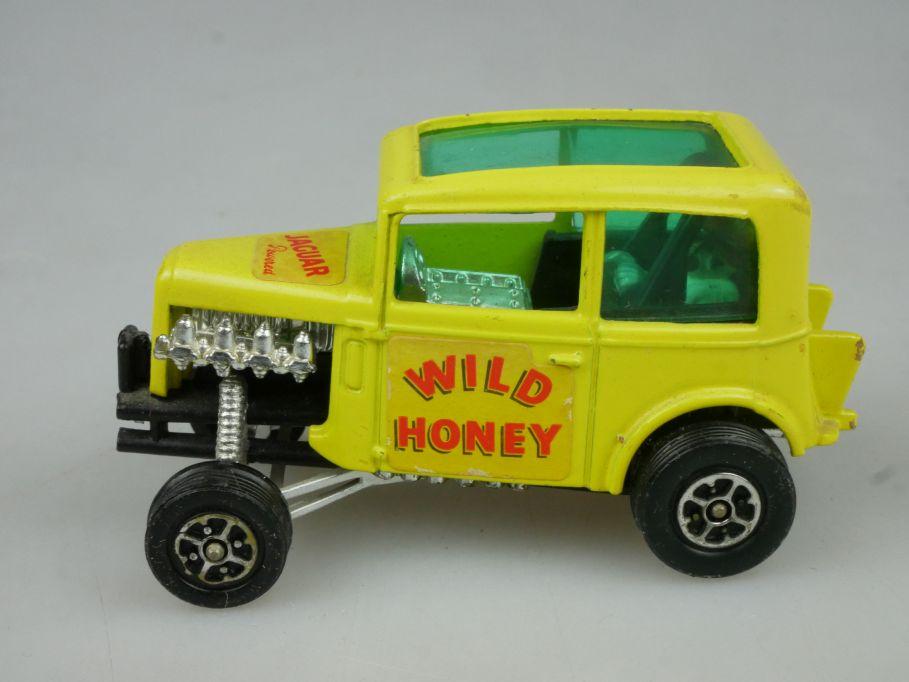 Corgi Toys 164 ISON BROS Racing Wild Honey Dragster Gt Britain 115605