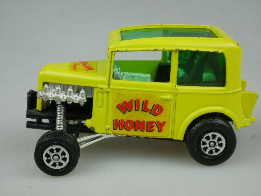 Corgi Toys 164 ISON BROS Racing Wild Honey Dragster Gt Britain 115607