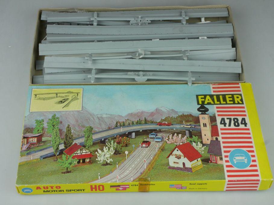 Faller AMS H0 4784 Auto Motor Sport - Bordstreifen + Box 115712