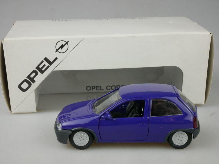 1/43 Opel Corsa B Swing diecast 1005 Gama ? Bulgaria + Box 115799