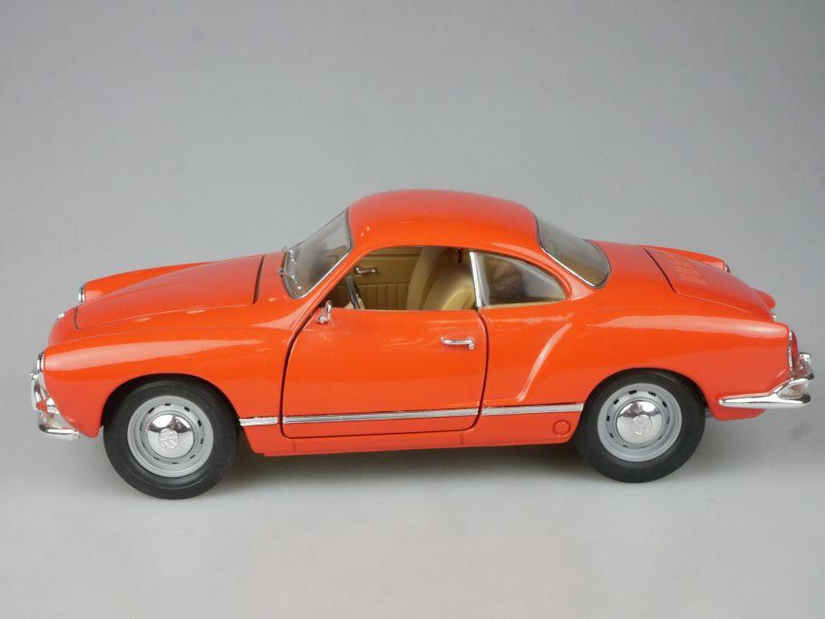 Road Legends 1/18 Karmann Ghia 1966 VW Volkswagen 92198 diecast Modell 116241
