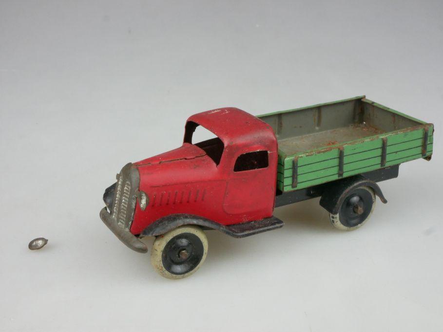 vintage GNOM 814 Lehmann Blech Spielzeug DRGM Germany tin toy 116354