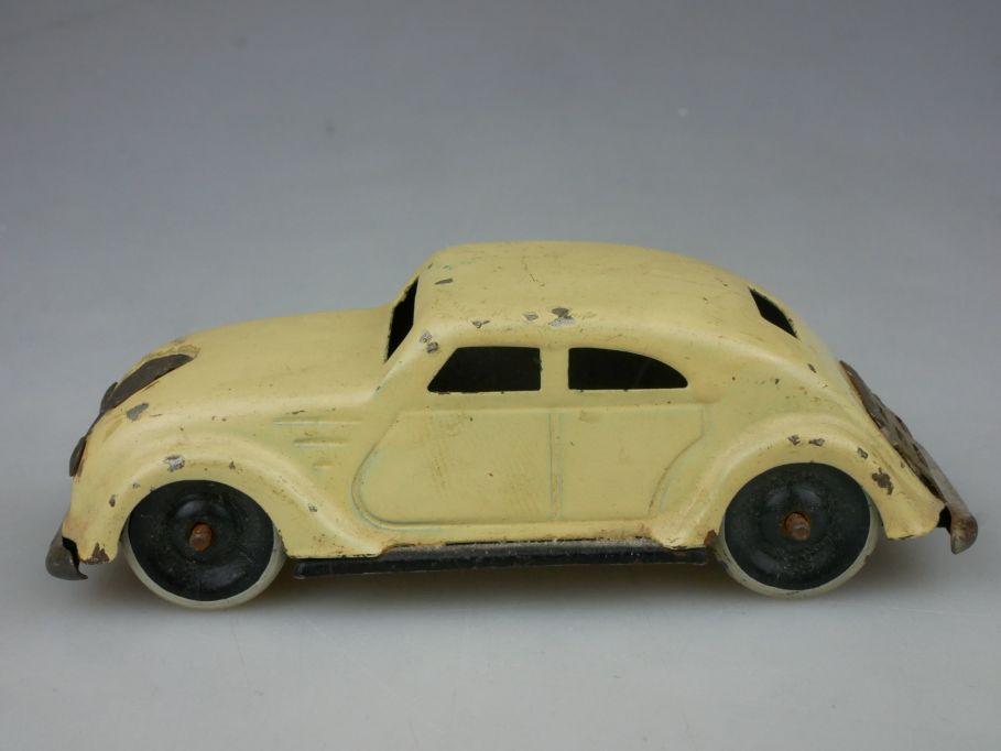 vintage GNOM 807/1 Lehmann Blech Limousine DRGM Germany tin toy 116355