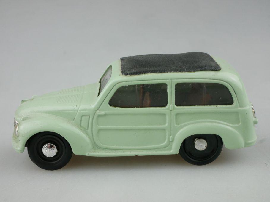 1/43 Fiat 500C Belvedere handbuilt Weißmetall Modell 116569