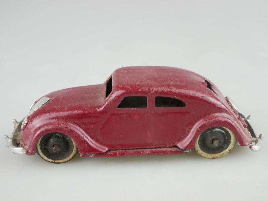 GNOM 807/1 Blechspielzeug vintage german tin toy Lehmann repainted 116606
