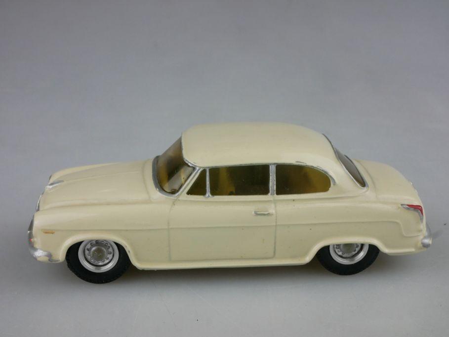 1954-61 Borgward Isabella 1/43 Limousine handbuilt Kleinserie whitemetal 116724