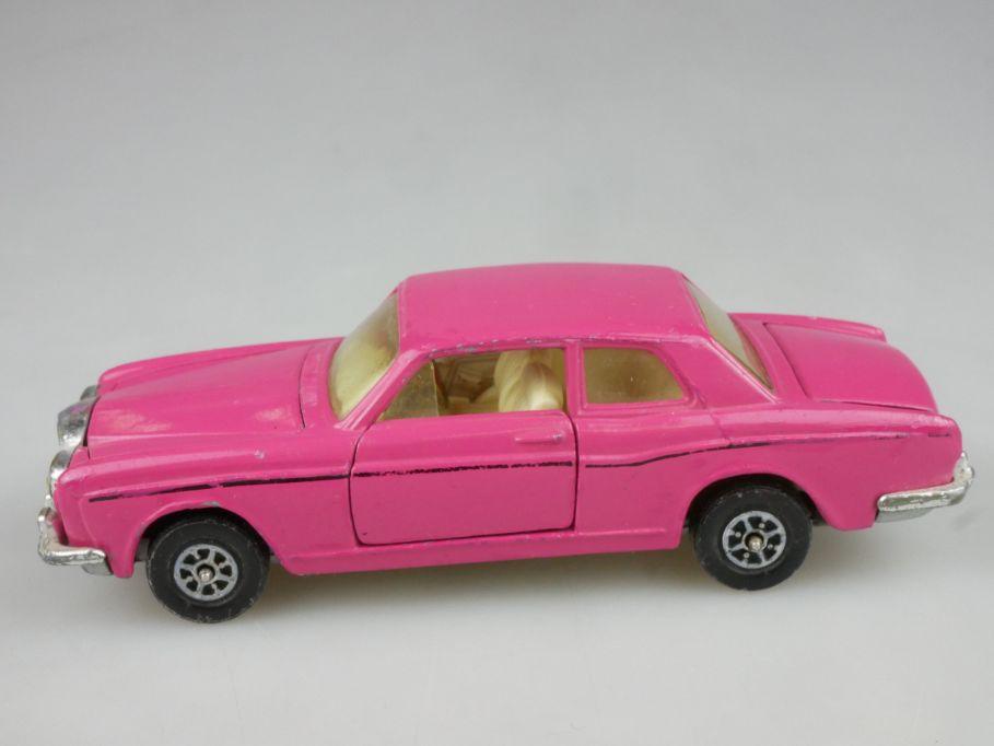 Corgi Toys 274 1/43 Bentley Seriest Mulliner Park Ward Whizzwheels 116884