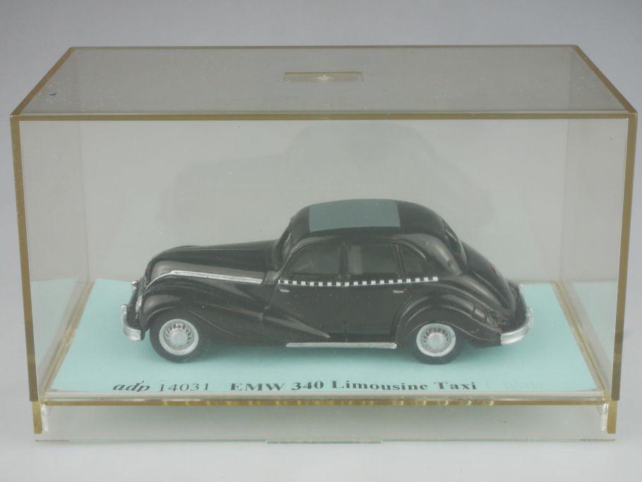 adp 1/43 Resin EMW 340 Limousine Taxi Kleinserie handbuilt 14031 Vitrine 116868