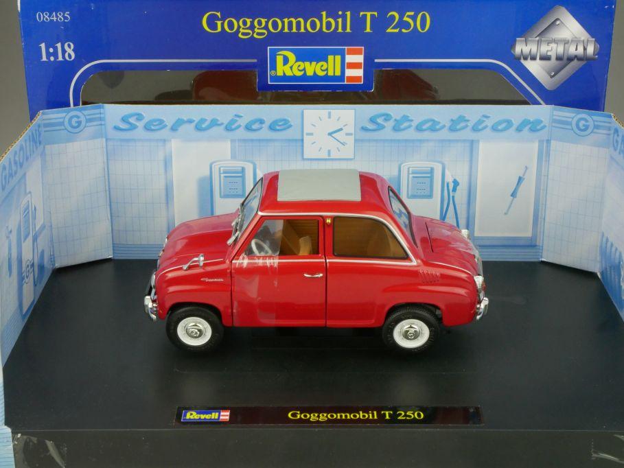 Revell 1/18 Goggomobil T 250 Oldtimer diecast 08485 Modell + Box 116921