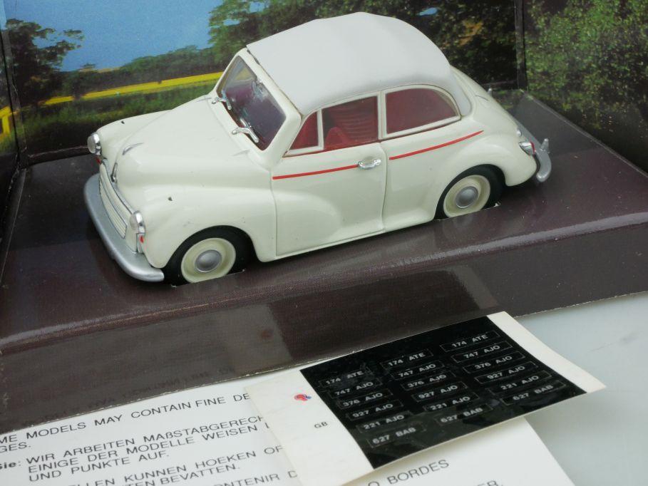 Corgi 1/43 Morris Minor Convertible 96750 Modell + Box 116944
