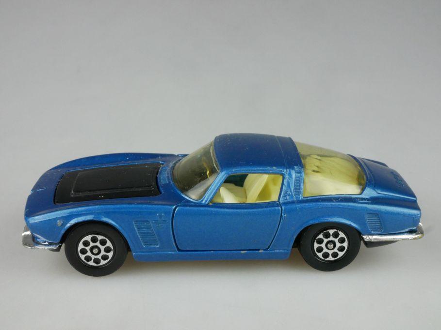 Corgi Toys 1/43 301 Whizzwheels ISO GRIFO 7 Litre Gt. Britain 117019