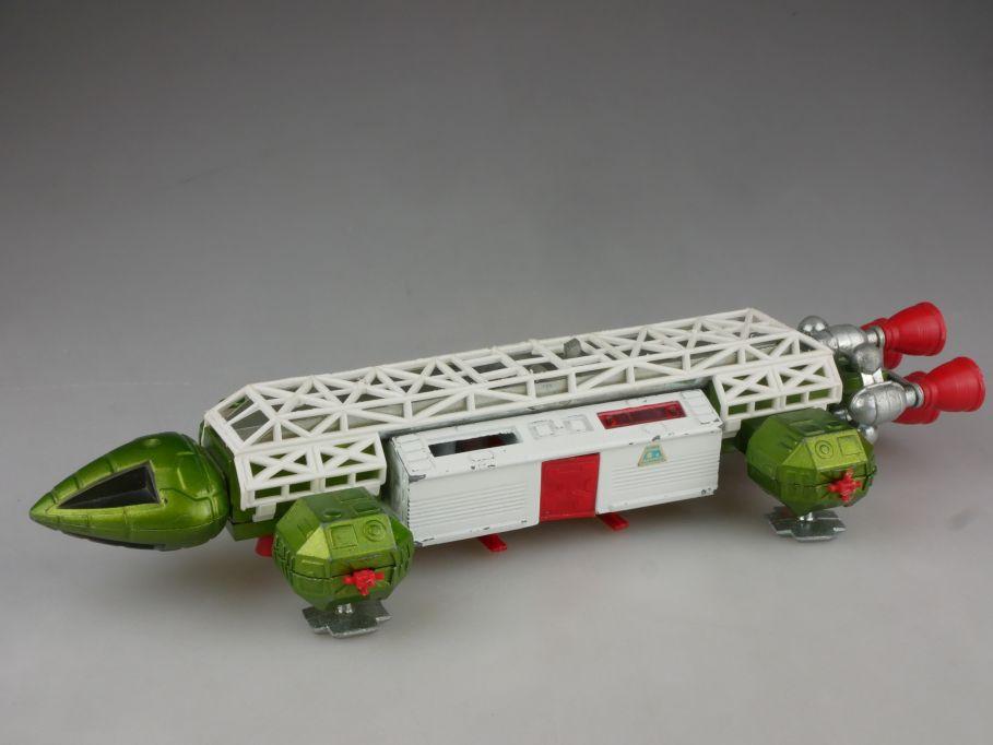 Dinky Toys EAGLE FREIGHTER SPACE 1999 Mondbasis Alpha 1 1974 117146