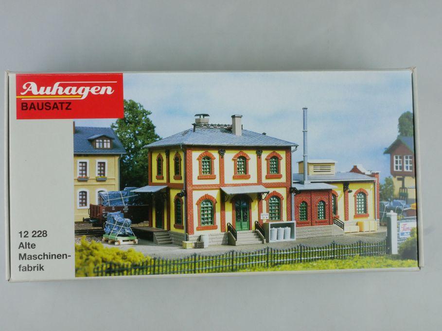 Auhagen TT / HO Alte Maschinenfabrik 12228 Bausdatz Kit + Box 117560